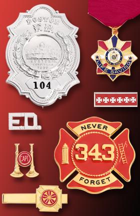 Fire Badges