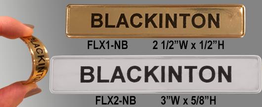 Flex Name Bar