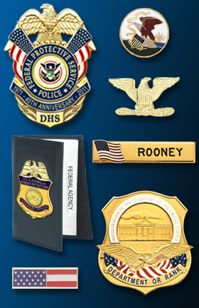 Government Badges